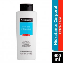 Hidratante Neutrogena Body Care Intensive Extra Care com 400ml