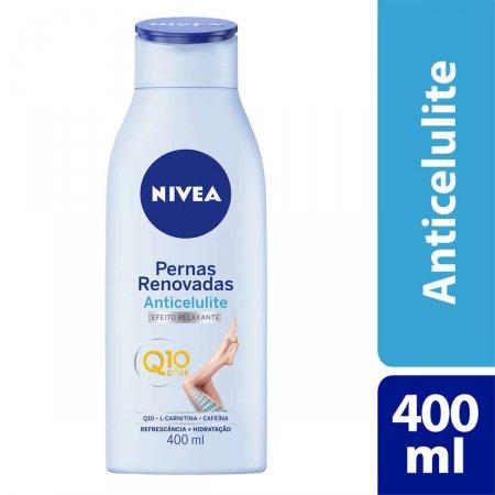 NIVEA BODY HIDRATANTE PERNAS RENOVADAS ANTICELULITE 400ML