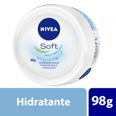 Hidratante Nivea Soft