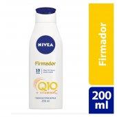 Hidratante Desodorante Nivea Firmador Q10 + Vitamina C Todos os Tipos de Pele