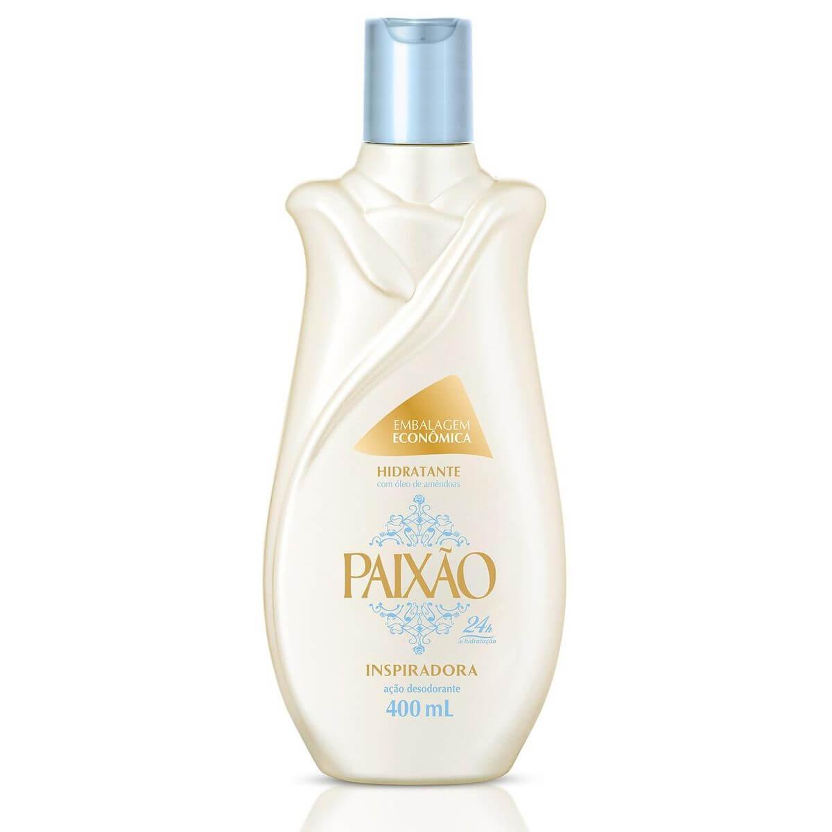 Hidratante Desodorante Paixão Inspiradora 400ml 400ml