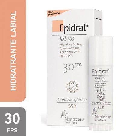 Hidratante Labial Epidrat Lábios FPS30