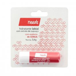 Hidratante Labial Needs Cereja com 3,6g