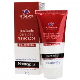 Hidratante para Pés Ressecados Neutrogena com 56g