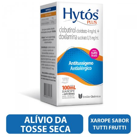 HYTOS PLUS XAROPE 100 ML