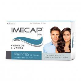 Imecap Hair com 60 Cápsulas