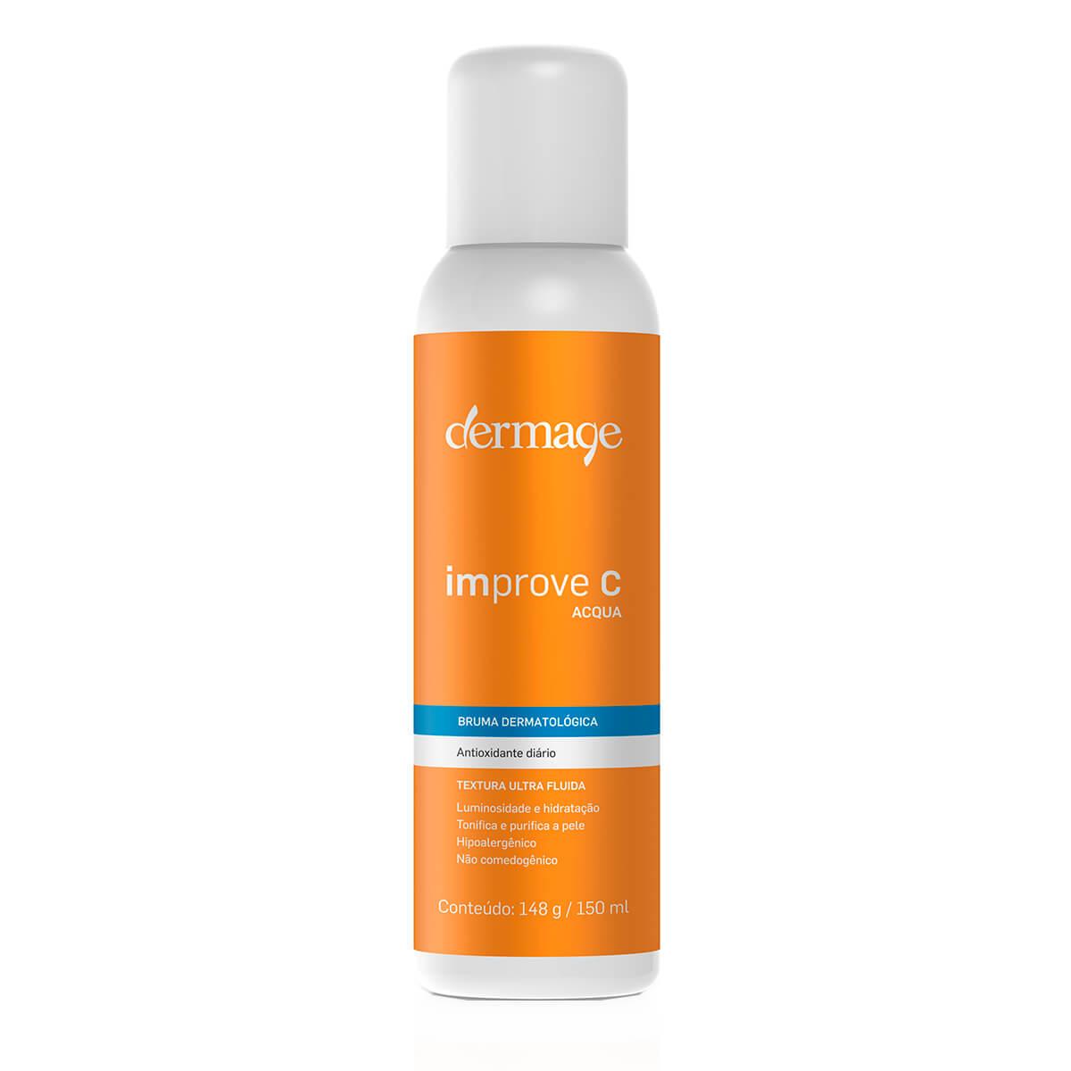 Dermage Improve C Acqua Bruma com 150ml 150ml
