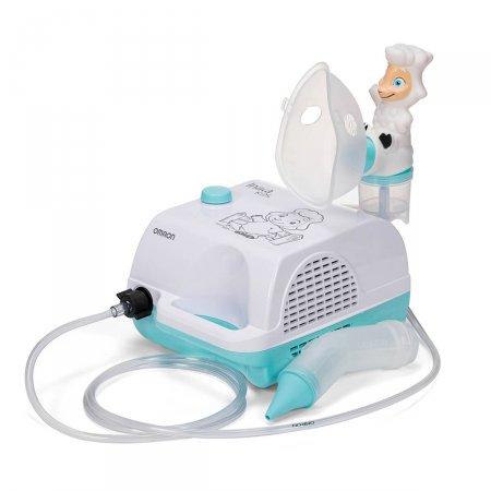 Inalador Compressor e Aspirador Nasal InalaKids 1 Unidade   Drogasil.com Foto 1