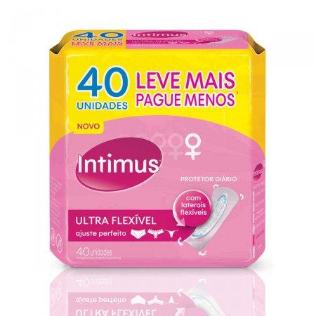 Protetor Diário Intimus Days Ultra Flexível