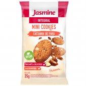 JASMINE MINI COOKIES INTEGRAL CASTANHA DO PARA 35G