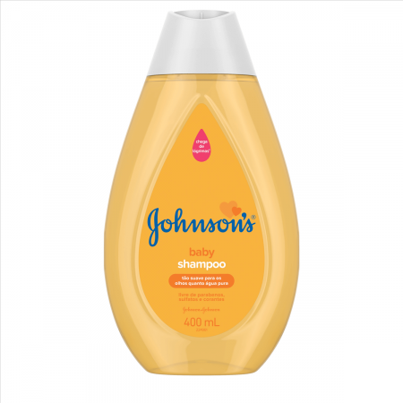 Shampoo Infantil Johnson's Baby Regular