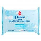 Lenços Umedecidos Johnson's Baby... Lenços Umedecidos Johnson's Baby Hora de Brincar