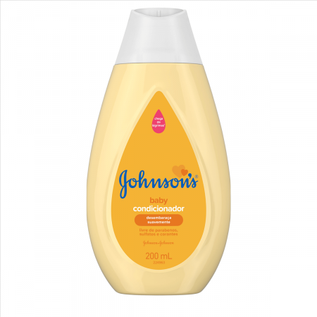 JOHNSONS CONDICIONADOR INFANTIL REGULAR 200 ML
