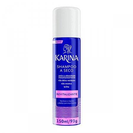 Shampoo a Seco Karina Revitalizante
