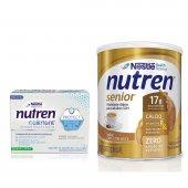 Kit Nutren Senior Café com Leite + Celltrient
