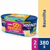 Kit Complemento Alimentar Infantil Sustagen Kids Sabor Baunilha