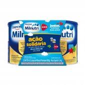Kit Composto Lácteo Milnutri Premium Ação Solidária