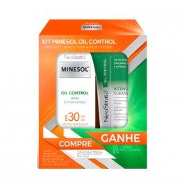 Kit Neostrata Minesol Oil COntrol Serum F30 + Gel Intensive Cleanser