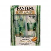 Kit Pantene Bambu Shampoo + Condicionador