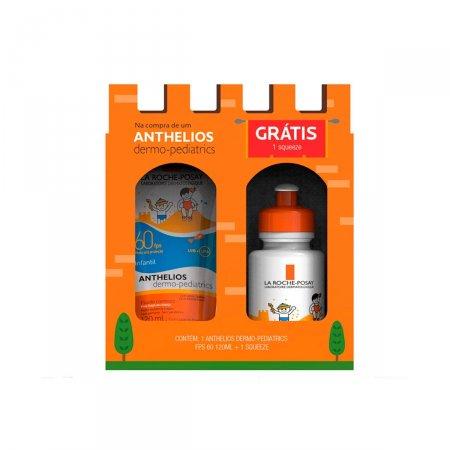 Kit Protetor Solar Infantil Anthelios Dermo-Pediatrics FPS60 + Brinde