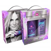 Kit Shampoo Aussie Moist + Creme de Tratamento Aussie 3 Minute Miracle Moist