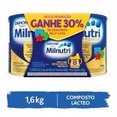 Kit Composto Lácteo Milnutri Premium