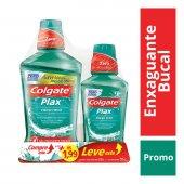 Kit Enxaguante Bucal Colgate Plax Fresh Mint