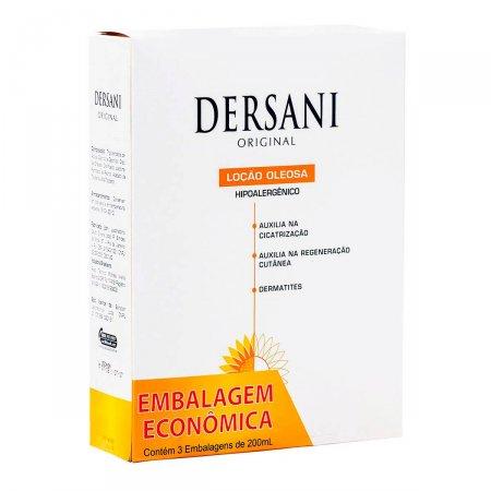 Kit Loção Hidratante e Dermoprotetora Dersani