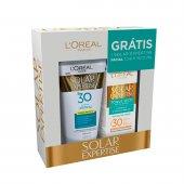 Kit Protetor Solar L´oréal Toque Seco FPS30 + Protetor Solar Facial L´oréal FPS30