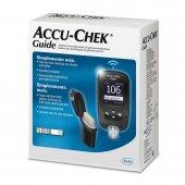 Kit Monitor de Glicemia Accu Chek