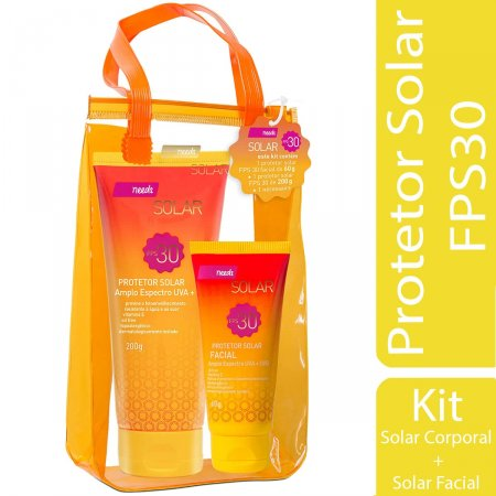 Kit Protetor Solar Needs FPS30