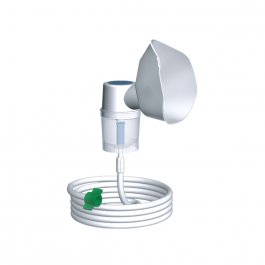 Kit Adulto Inalar com Micronebulizador e Máscara para Nebulizador Omron com 1 unidade