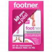 Kit Para os Pés Footner