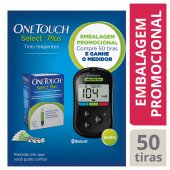 Kit Promocional OneTouch Select Plus Flex