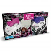 Kit Higiene Infantil Monster High