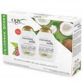 Kit Shampoo + Condicionador OGX Coconut Milk