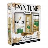 PANTENE KIT SUMMER SHAMPOO 400ML + CONDICIONADOR 175ML GRATIS AMPOLA
