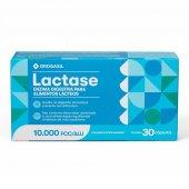 Lactase Enzima Digestiva Drogasil 10.000FCC com 30 Cápsulas