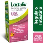 LACTULIV FRUTAS SABOR SALADA DE FRUTAS 120ML