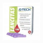 Lanceta para Lancetador G-Tech