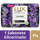 Sabonete em Barra Lux Botanicals Lavanda