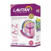 Lavitan A-Z Mulher