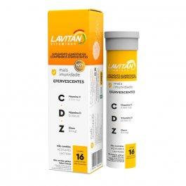 Suplemento Alimentar Lavitan C.D.Z. Mais Imunidade com 16 Comprimidos