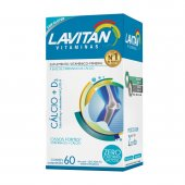 Lavitan Cálcio + D3