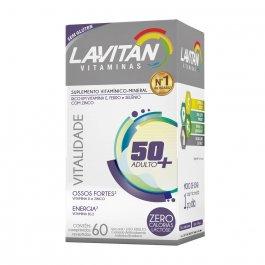 Suplemento Vitamínico Lavitan Sênior com 60 comprimidos