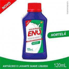 ENO LEITE MAGNESIA ANTI ACIDO HORTELA 120ML