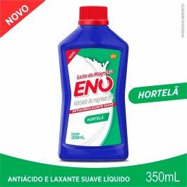ENO LEITE MAGNESIA ANTI ACIDO HORTELA 350ML