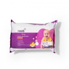 Lenço Umedecido Needs Baby Camomila