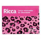 Lenço Removedor de Oleosidade Ricca