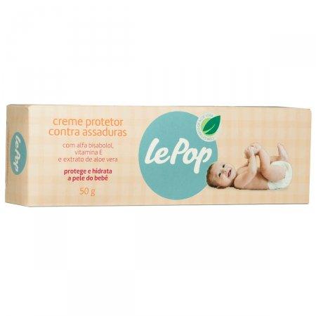 Lepop Creme Protetor Contra Assaduras